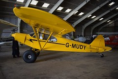 G-MUDY Piper PA-18 Super Cub (graham19492000) Tags: goodwoodairfield gmudy piper pa18 supercub