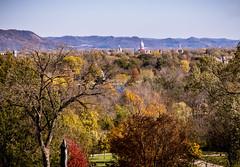 View From Woodlawn Cemetery (mahar15) Tags: autumnfoliage autumncolor october fallcolors landscape winonaminnesota nature outdoors foliage fall autumn minnesota