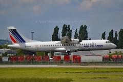 Hop! F-GVZN ATR 72-500 (72-212A) cn/563 wfu 11-2017 reg SX-THR Sky Express 4 Dec 2017 @ LFPO / ORY 23-05-2015 (Nabil Molinari Photography) Tags: hop fgvzn atr 72500 72212a cn563 wfu 112017 reg sxthr sky express 4 dec 2017 lfpo ory 23052015