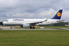 Lufthansa Airbus A320-214 D-AIUP (josh83680) Tags: manchesterairport manchester airport man egcc daiup airbus airbusa320214 a320214 airbusa320200 a320200 lufthansa