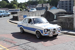 Ford Escort 1300 ORC113N (Andrew 2.8i) Tags: run county pembrokeshire classic classics car cars auto autos voiture voitures show meet british sport saloon sedan mark 1 mk mk1 rs rs2000 avo replica recreation 13 1300 escort ford orc113n