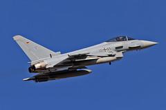 30+65 EF-2000 Typhoon German Air Force WTN Cobra Warrior 2019 17-09-19 (PlanecrazyUK) Tags: rafwaddington egxw wtn lincoln lincs 3065 ef2000typhoon germanairforce cobrawarrior2019 170919