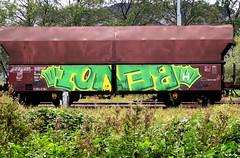 Graffiti on Freights (wojofoto) Tags: amsterdam nederland netherland holland graffiti streetart cargotrain vrachttrein güterzug freighttraingraffiti freighttrain fr8 freights wojofoto wolfgangjosten benoi benoit