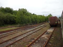 Walton Old Junction Yard (ee20213) Tags: waltonoldjunctionyard thecurveyweaver warrington freightonly disusedrailways ukrailtours hta mk1