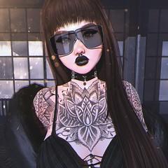 【my voice】 (Sooyun Ichtama) Tags: secondlife slblogger aurealis bossie cult imbue momochuu sintiklia s0ng suicidalunborn wearhouse wednesday dubai panicofpumpkin thesummoning