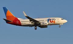 FlyEgypt SU-TMM, OSL ENGM Gardermoen (Inger Bjørndal Foss) Tags: sutmm flyegypt boeing 737 osl engm gardermoen