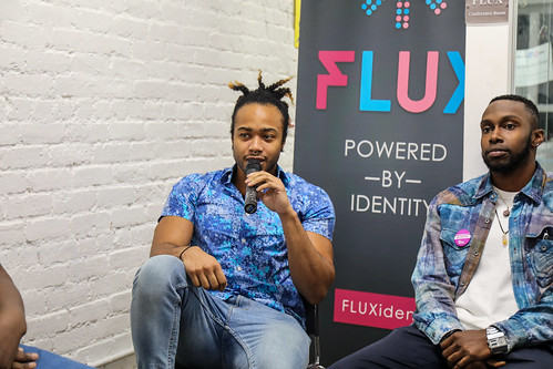 Flux Say No to Silence Panel