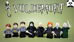 The Rise and Fall of Lord Voldemort (HaphazardPanda) Tags: lego fig figures figs film movie tv films character figure movies characters minifig minifigs minifigure minifigures purist purists world tom harry potter peter hogwarts hollow riddle hallows voldemort deathly godrics wizarding marvello fall dark death student war lord orphan professor rise pettigrew eater quirinus wormtail quirrell form halflife heir murderer slytherin regeneration rudimentary