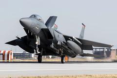 00-3002 / United States Air Force / McDonnell Douglas F-15E Strike Eagle (Charles Cunliffe) Tags: canon7dmkii aviation konyaairport ltan kya unitedstatesairforce usaf mcdonnelldouglasf15estrikeeagle mcdonnelldouglasf15 003002