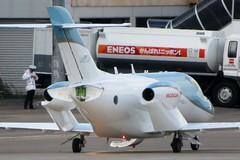 JA01JP Sapporo Okadama 20 September 2019 (ACW367) Tags: ja01jp honda ha420 hondajetelite kotarochiba sapporo okadama airbrake