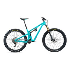 Dream-Bikes-com-YETI-SB130 T-Series T1 Turquoise