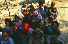 near Kyaiktiyo, pick-up truck (blauepics) Tags: street people asia südostasien leute locals burma 1996 tourists myanmar southeast birma kyaiktio truck strasse transport pickup dirtroad dust simple piste lkw einfach staubig kyaiktiyo