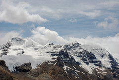 Mount Athabasca (euansco) Tags: icefields parkway athabasca mountain mount canada jasper banff national park alberta snow ice glacier wild nature adventure summer 2019 wildlife golden mantled ground squirrel