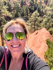 Red Rocks Hike (rachelm1981) Tags: coloradosprings colorado redrocksopenspace me
