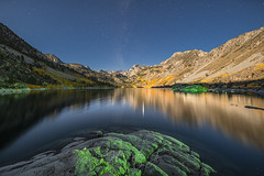 King of Gods (ScorpioOnSUP) Tags: bishop california easternsierra jupiter lakesabrina milkyway sierranevada sonya7iii sonyalpha adventure aspens astrophotography autumncolors fallcolors fallfoliage galaxy geology lake landscape landscapephotography longexposure moonlight mountains nature nightsky outdoors reflections seekingsolitude solitude stars tranquility