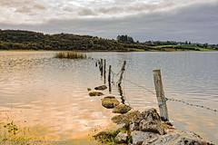 39/52 Colgagh Lough, County Sligo, Ireland (Marty Cooke) Tags: sligo countysligo cosligo outdoor outside trout angling fishing lake lakeside water ireland republicofireland connaught connacht