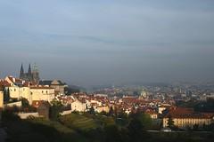 Prag, Blick vom Kloster Strahov
