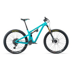 Dream-Bikes-com-YETI-SB130 T-Series Lunch Ride Turquoise