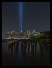 Tribute in Light 9/11 (gsphoto.ffm) Tags: nyc newyork manhattan usa tributeinlight