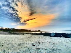 (yiorgosnj) Tags: jerseyshore newjersey nj beach sunset