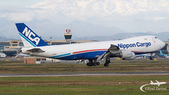 MXP - Nippon Cargo Boeing 747-8 Freighter JA12KZ (Eyal Zarrad) Tags: b748f ja12kz limc milano nipponcargo aircraft airport aviation airline airlines aeroplane avion eyal zarrad airplane spotting avgeek spotter airliner airliners dslr flughafen planespotting plane transportation transport photography aeropuerto 2019 canon 7d mk2 jet jetliner mxp italy milan malpensa