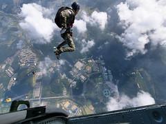 191004-F-LP903-933 (Jay.veeder) Tags: parachute paratroopers airborne specialforces korea republicofkorea gyeryong chungcheongnamdochungchongna southkorea