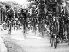concentration (photosgabrielle) Tags: bwphotography bwmontreal noiretblanc vélo cyclisme grandprixcycliste urbain urban bike montreal sport competition