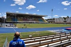 Lo stadio di Brisbane