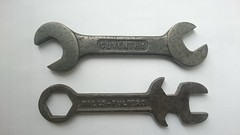 Mills Fulford Spanners 1919 (BSMK1SV) Tags: mills fulford brough superior mk1 tool wrench spanner ozwrenches