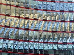 Reflections (Gastill) Tags: berlin reflections sonycenter potsdamerplatz architecture cities