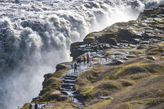 Dettifoss - Iceland (roykeeris) Tags: awesomeearth wonderlust landscape nature powerful water travel waterval waterfall dettifoss ijsland iceland