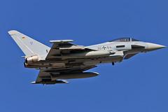 30+64  EF-2000 Typhoon German Air Force WTN Cobra Warrior 2019 17-09-19 (PlanecrazyUK) Tags: rafwaddington egxw wtn lincoln lincs 3064 ef2000typhoon germanairforce cobrawarrior2019 170919