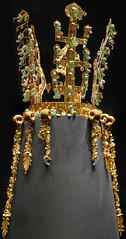 Couronne d'or (Musée national de Corée, Séoul)