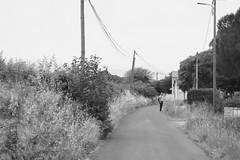 Rue de la Mogère (just.Luc) Tags: street rue straat strasse bn nb zw monochroom monotone monochrome bw france frankrijk frankreich francia frança montpellier hérault occitanie okzitanien