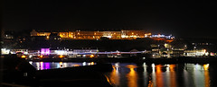 Whitby (johnethurgood) Tags: nighttime whitby northyorkshire harbour town