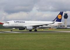Lufthansa Airbus A320-214 D-AIWB (josh83680) Tags: manchesterairport manchester airport man egcc daiwb airbus airbusa320214 a320214 airbusa320200 a320200 lufthansa
