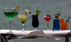 Wishing everyone a nice weekend (Ingrid Friis Photo) Tags: spain drinkar färgglada colorful drinks torrevieja