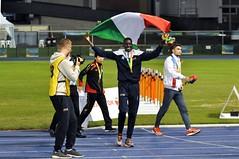Ndiaga Dieng dopo i 1500m