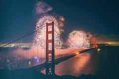 Show Me All Your Favorite Things (Thomas Hawk) Tags: 75thbirthdaygoldengatebridge america batteryspencer california goldengatebridge marin marinheadlands sanfrancisco usa unitedstates unitedstatesofamerica bridge fireworks millvalley fav10 fav25 fav50 fav100