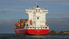 CONTAINERSHIPS NORD (kees torn) Tags: hoekvanholland europoort denieuweprins fastferry ret containershipsnord nieuwewaterweg lng containerschepen