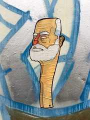 Nute October 2019 (svennevenn) Tags: gatekunst streetart nute pasteups bergen