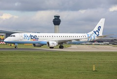 Flybe Embraer ERJ-195LR G-FBEI (josh83680) Tags: manchesterairport manchester airport man egcc gfbei embraer embraererj195lr erj195lr embraererj195 erj195 flybe fly be