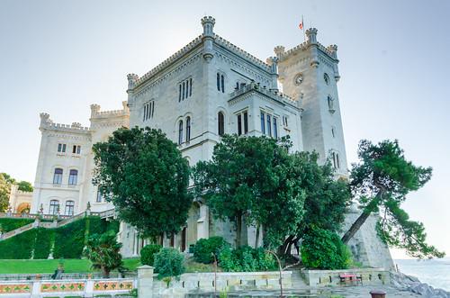 Miramare-kastély - Miramare castle