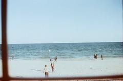sea view | 35mm (alexmeeva) Tags: sea people film 35mm ukraine blacksea seaview 35mmphotography helios shotonfilm filmphotography odesa filmphoto filmisnotdead zenit12cd