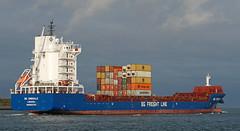 BG EMERALD (kees torn) Tags: hoekvanholland europoort denieuweprins fastferry ret bgemerald beerkanaal containerschepen maasvlakte1