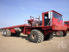 1974 Foremost Delta Commander (PAcarhauler) Tags: truck bed foremost offroad