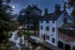 Autumn Moon (Kev Walker ¦ Thank You 4 Comments n Faves) Tags: tourism beautiful building worsley bridgewatercanal landscape travel canal view water house sky architecture bridgewater nature manchester outdoor old green packethouse summer landmark salford thegreen roads worsleymanchester sunsetsky houses arealphoto background europe reflection city grass culture greatermanchester tree unitedkingdom town village canalboat historic night tourist color urban winter duck aerial wildlife