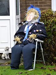 Helmshore, Rossendale, Lancashire = 2019 Scarecrow Trail = NOT ANOTHER BORIS !!! (rossendale2016) Tags: 2029 lancashire rossendale trail scarecrow excellent helmshore