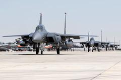 91-0604 / United States Air Force / McDonnell Douglas F-15E Strike Eagle (Charles Cunliffe) Tags: canon7dmkii aviation konyaairport ltan kya unitedstatesairforce usaf mcdonnelldouglasf15estrikeeagle mcdonnelldouglasf15 910604