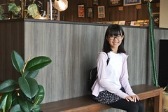 SAKURAKO. (MIKI Yoshihito. (#mikiyoshihito)) Tags: sakurako 櫻子 さくらこ 娘 daughter サクラコ 長女 11歳 eldestdaughter